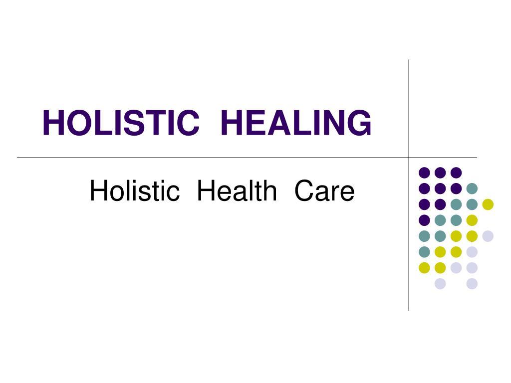 holistic healing l.