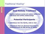 traditional healing 1