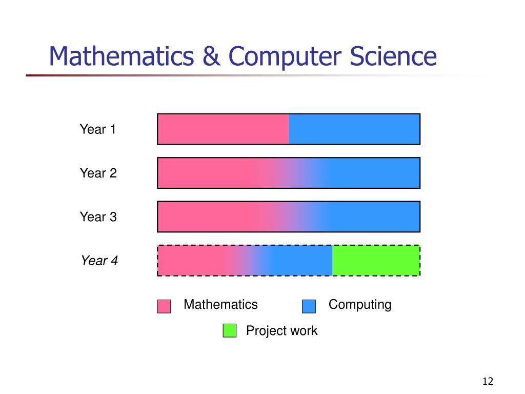 Mathematics &