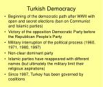 turkish democracy
