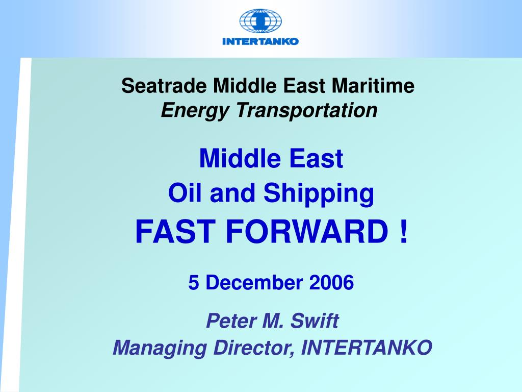 seatrade middle east maritime energy transportation l.