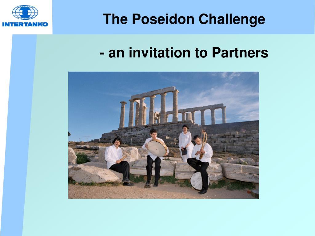 The Poseidon Challenge