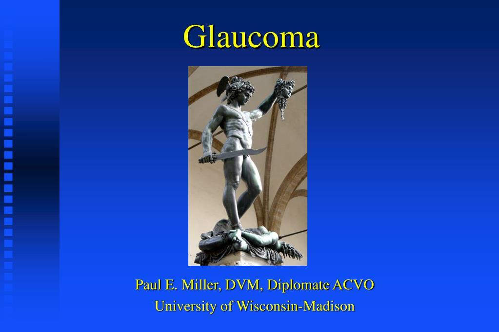 glaucoma l.