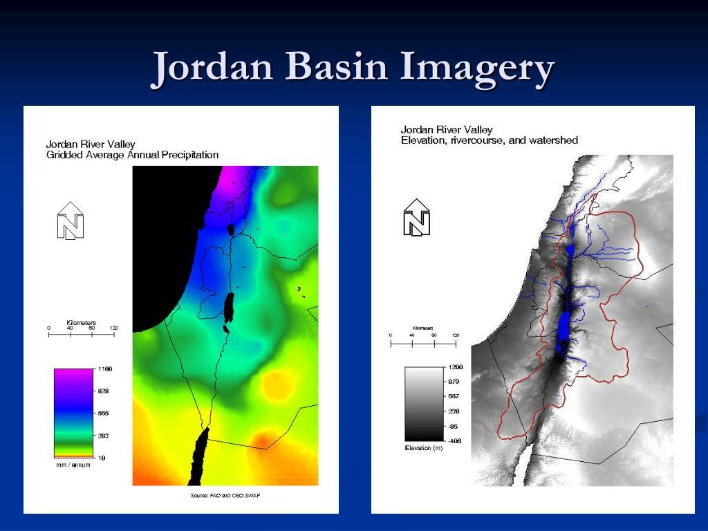 Jordan Basin Imagery