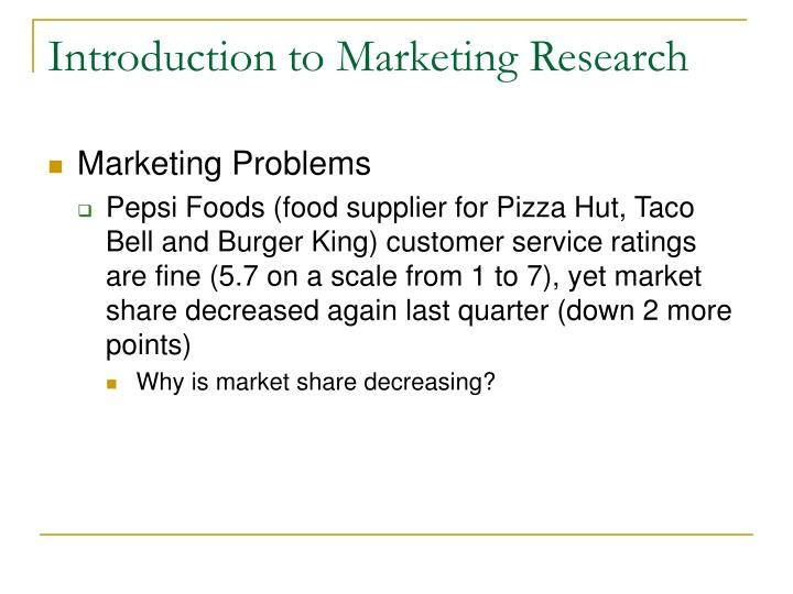 Introduction to marketing research2