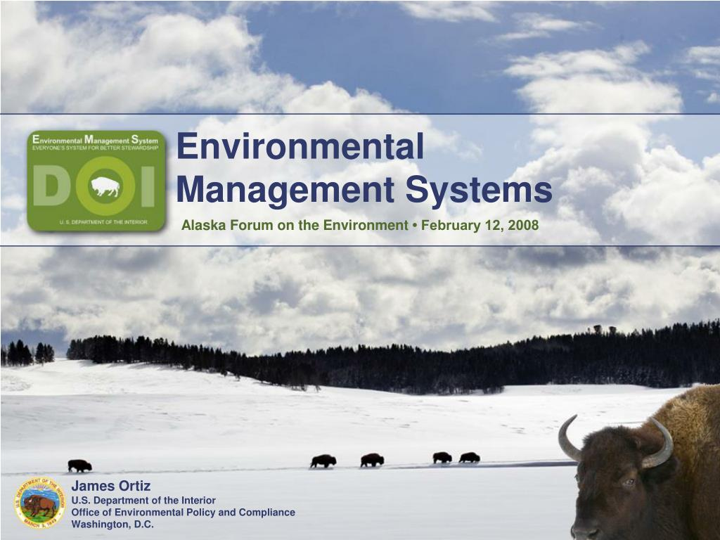 environmental management systems l.