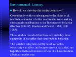 environmental literacy11