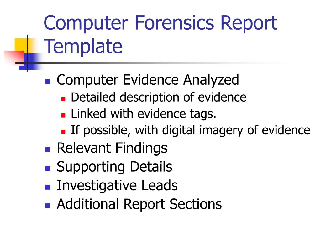 Ppt Coen 252 Computer Forensics Powerpoint Presentation Free Download Id 642590
