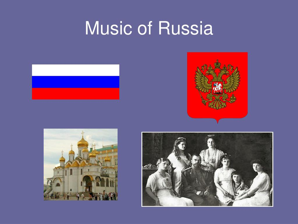 music of russia l.