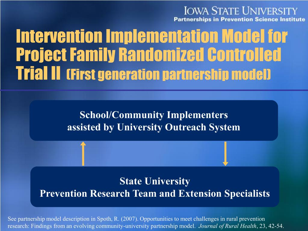 School/Community Implementers