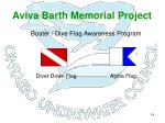 aviva barth memorial project11