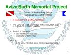 aviva barth memorial project12