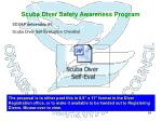 scuba diver safety awareness program21