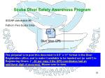scuba diver safety awareness program22