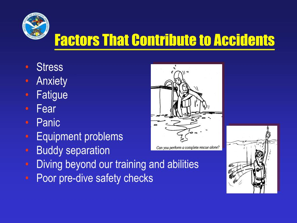 Factors That Contribute to Accidents