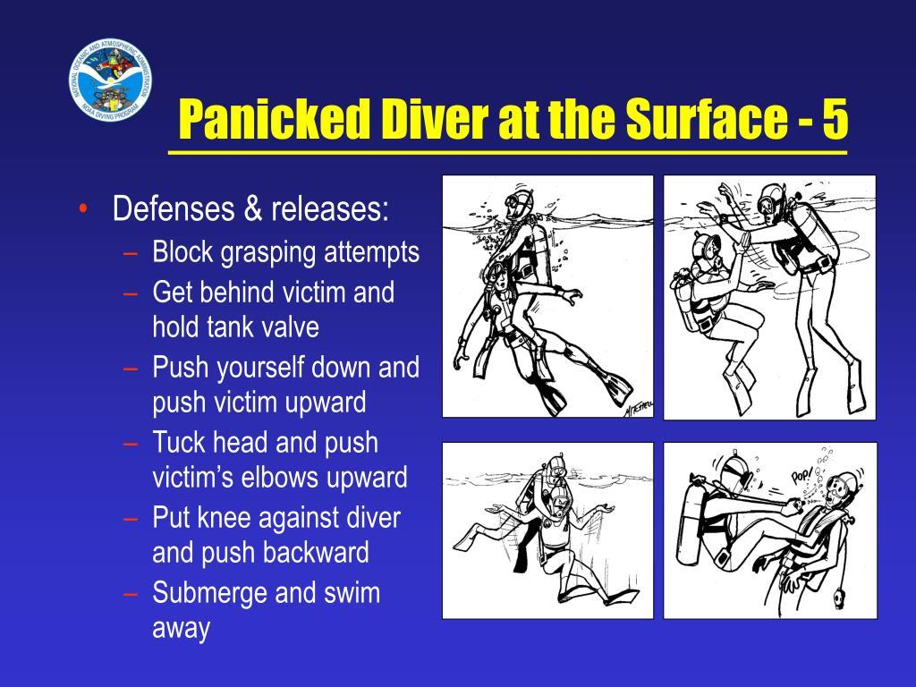 Defenses & releases: