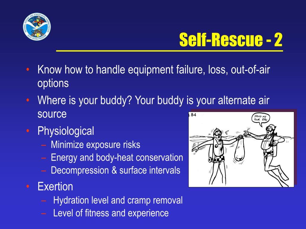 Self-Rescue - 2