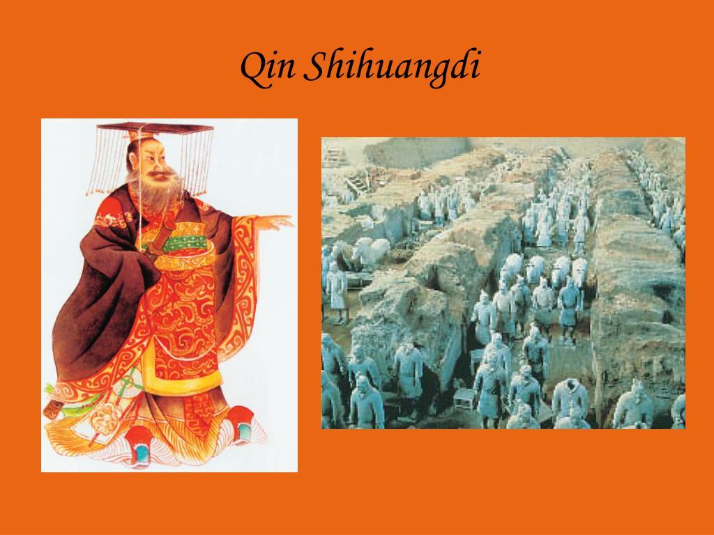 Qin Shihuangdi