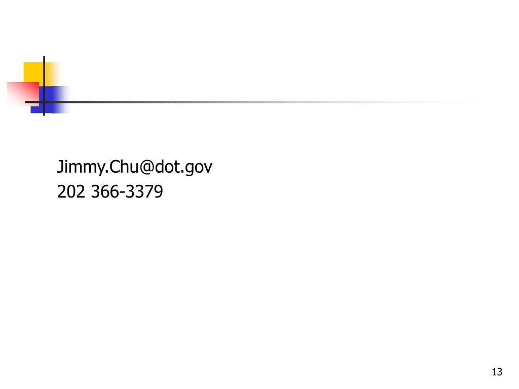 Jimmy.Chu@dot.gov