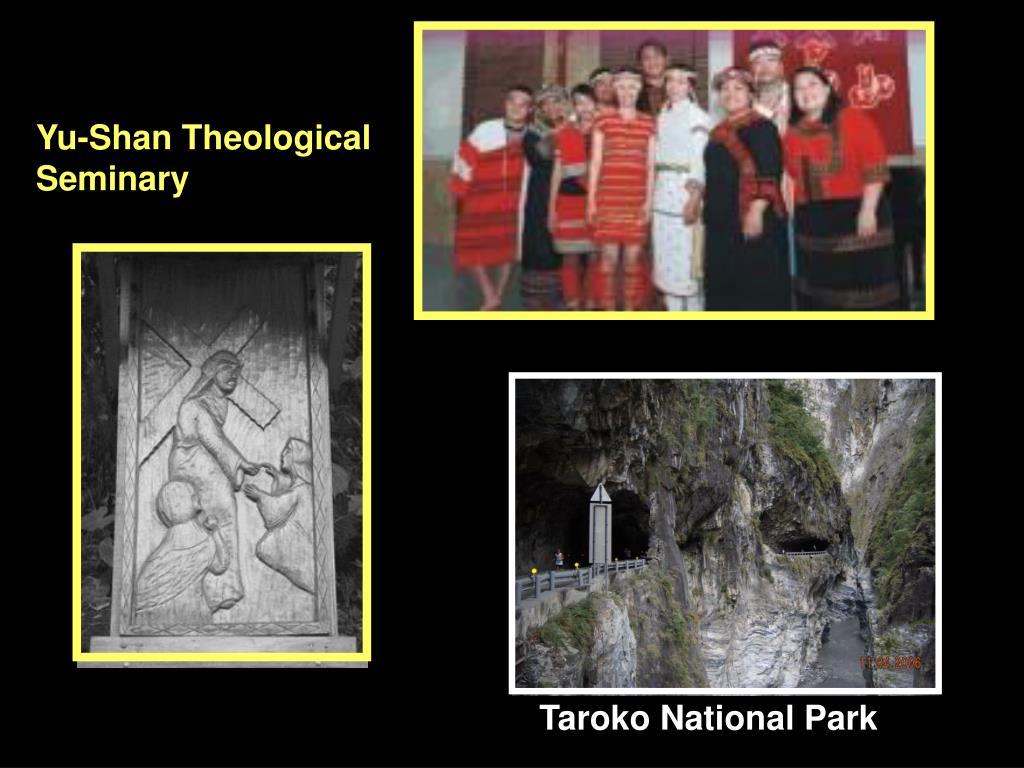 Yu-Shan Theological