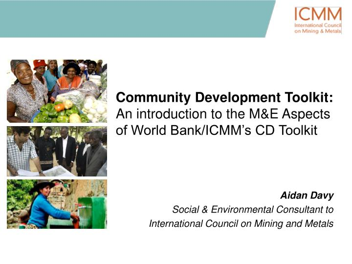 introduction to community development Start studying chapter 2 introduction to community development learn vocabulary, terms, and more with flashcards, games, and other study tools.