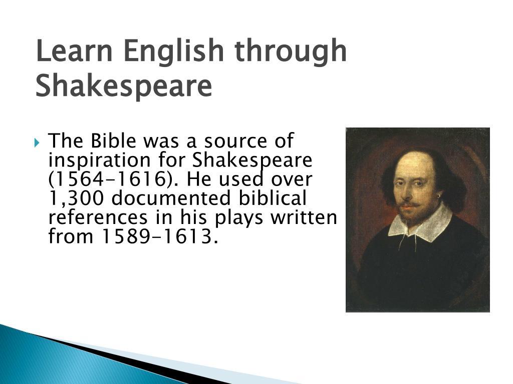 Learn English through