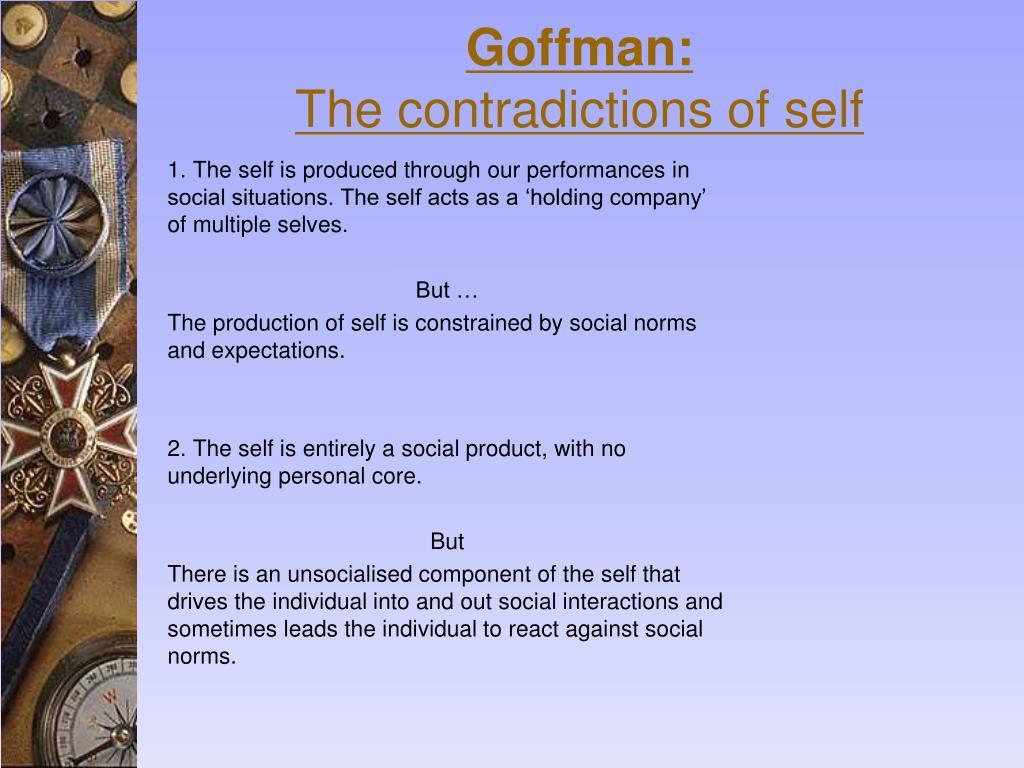 Goffman:
