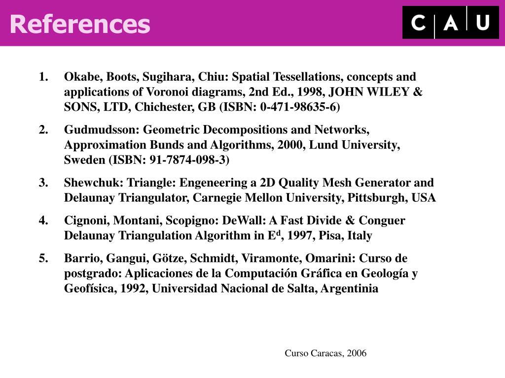 PPT - Triangulation in geoscience PowerPoint Presentation - ID:643388