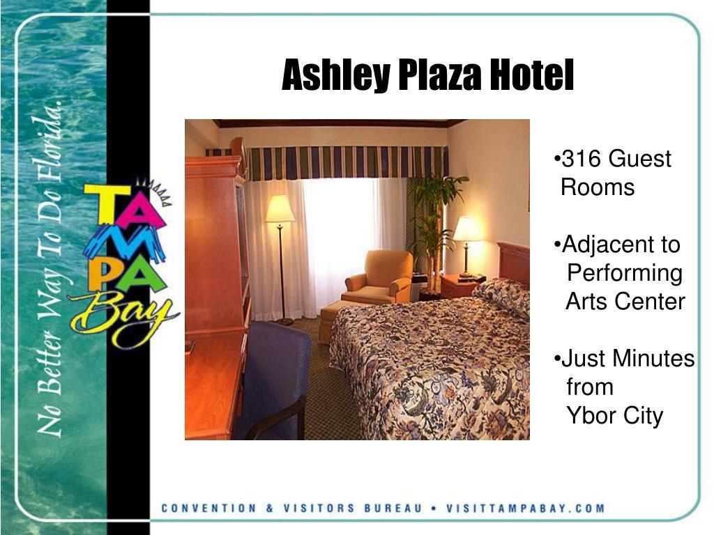 Ashley Plaza Hotel