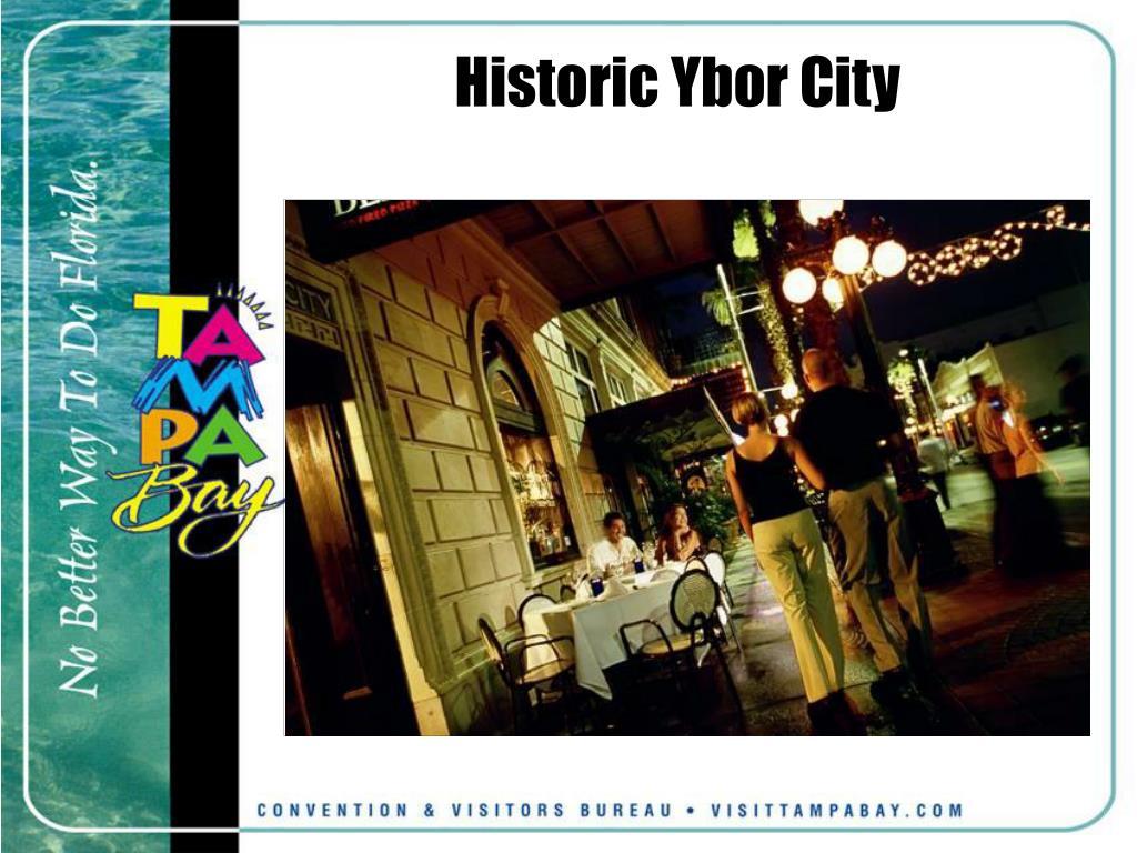 Historic Ybor City