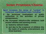 some premises claims13
