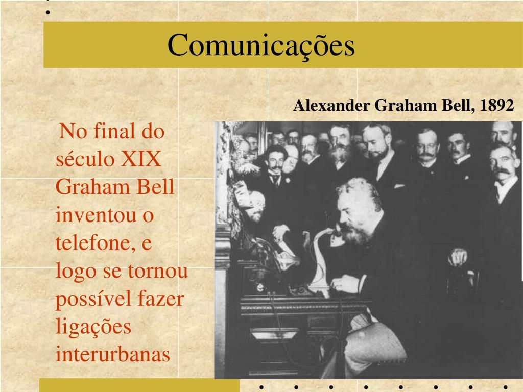 Comunicações
