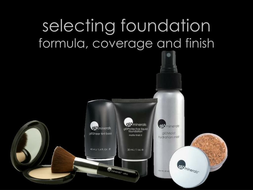 selecting foundation