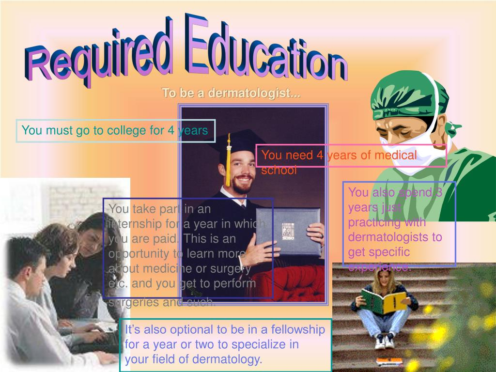 Required Education