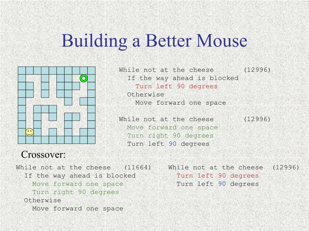 Building a Better Mouse