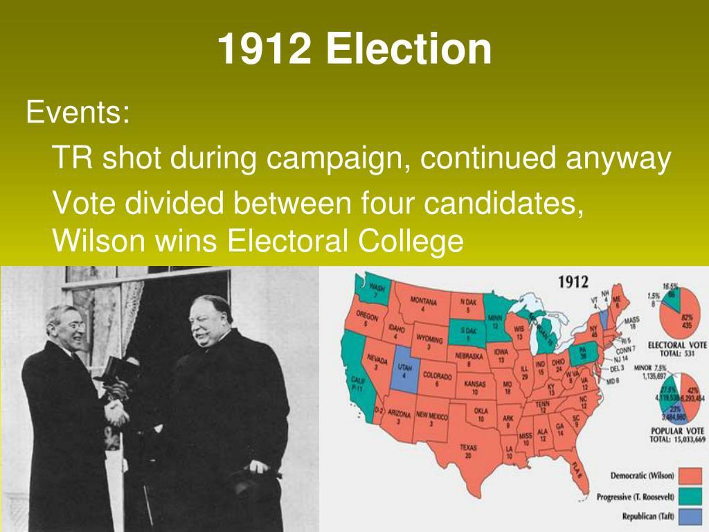 1912 Election
