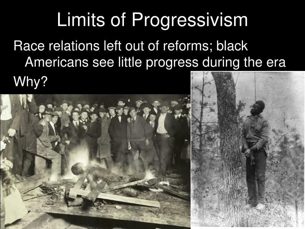 Limits of Progressivism