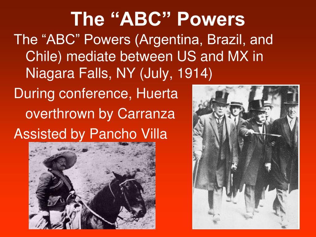 "The ""ABC"" Powers"