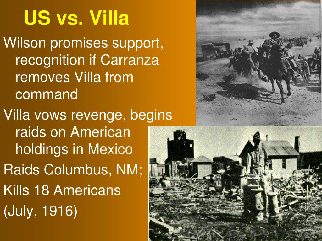 US vs. Villa
