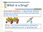 what is a drug