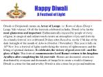 happy diwali a festival of light
