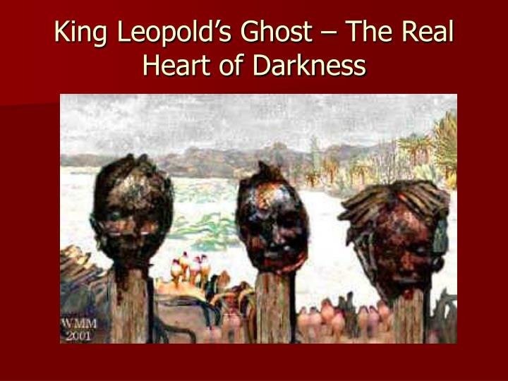 heart of darkness and king lear