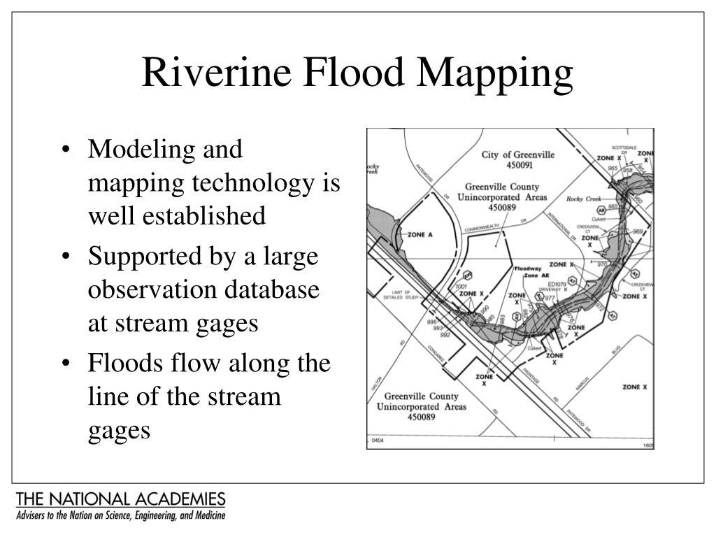 Riverine Flood Mapping