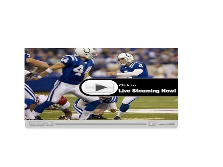 Live tv cleveland browns vs pittsburgh steelers live streami
