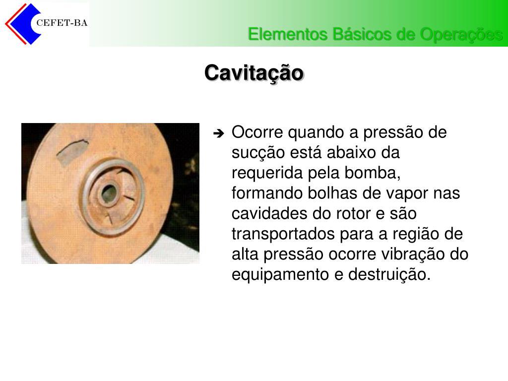 Cavitação