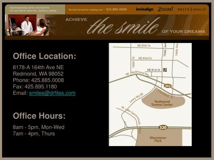 Office Location: