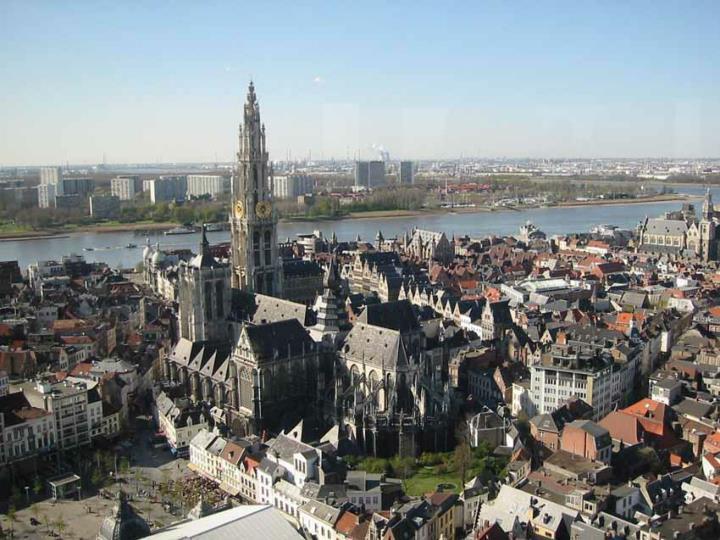 Belgium center