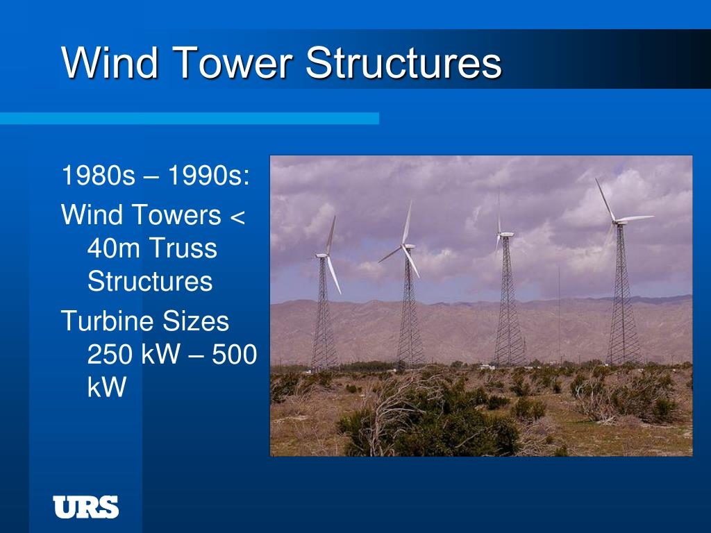 Ppt Analysis Of Structural Failures Of Wind Towers