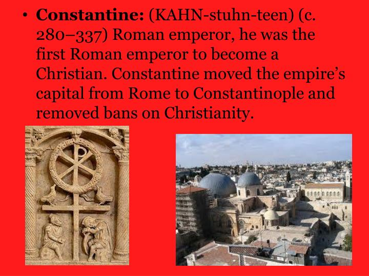 Constantine: