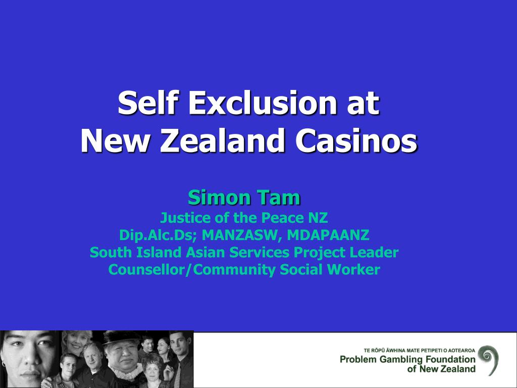 Self Exclusion at